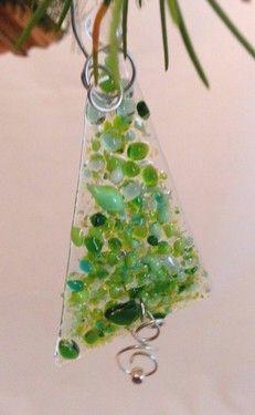 Textured Tree - Green - $15.00