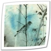 Found it at Wayfair - Elena Ray 'Asian Bird' Unwrapped Canvas Wall Art 3'x3' $89