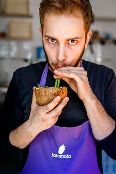 Koktajl ZIELONE ZDROWIE: szpinak, ananas, sok jabłkowy, kiwi, mięta!