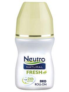 Deodorant Roll-on Neutro Fresh - Deodorant, Rolls, Spa, Fresh, Fragrance, Bread Rolls, Odor Eliminator, Bunny Rolls