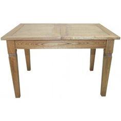 Tavolo estensibile in cedro bianco