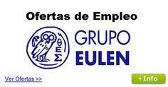 Ofertas de Empleo en EULEN - Ofertas de Trabajo
