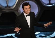 Seth MacFarlane hosted the 2013 Oscars and didn't waste anytime before making some jokes about the ladies. We learned a few things: Seth MacFarlane likes. Kevin Jackson, Blunt Talk, Oscars 2013, Real Politics, Soft Power, Seth Macfarlane, Patrick Stewart, Some Jokes, Cultural Events