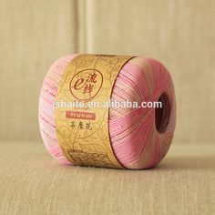 Cotton and lurex blended space dyed lace yarn, View cotton and lurex yarn, Lucky Weaver Product Details from Jiangsu Haite Fashion Co., Ltd. on Alibaba.com Hand Knitting Yarn, Space, Detail, Cotton, Fashion, Floor Space, Moda, Fashion Styles, Fashion Illustrations