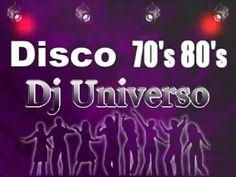 Retro Mix Disco Studio 54 Dècadas de Oro Musica Los 70s y 80s The Best P...
