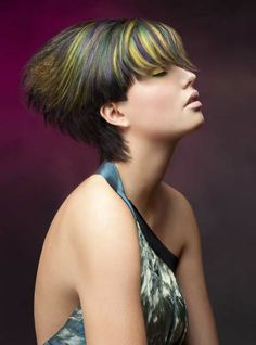 Hair: Svetlana Jouini @ Studio S Style Photo: Natalia Pipkina