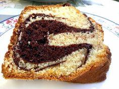 Κέικ μαμπρέ !!! ~ ΜΑΓΕΙΡΙΚΗ ΚΑΙ ΣΥΝΤΑΓΕΣ 2 Bread Dough Recipe, Banana Bread, French Toast, Muffin, Food And Drink, Breakfast, Cake, Desserts, Recipes