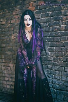 Gothic ♣️ Beauty 》 DanaMichele                                                                                                                                                                                 More