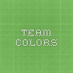 Team colors