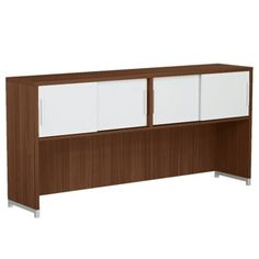 Hutch with Four Sliding Doors // NBF Signature Series Align Collection