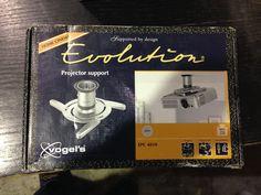 Vogel's Evolution Universal Projector Support Projector support Projectors, Tilt, Evolution, Arms, Stuff To Buy, Design, Design Comics, Movie Projector