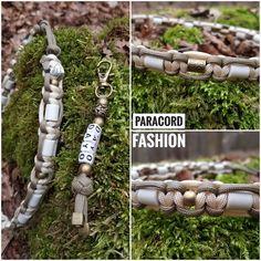 Halsband mit EM-Keramik zur Zeckenabwehr #dogs #paracord #keramik #hunde #halsband #collar