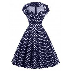 GET $50 NOW | Join Dresslily: Get YOUR $50 NOW!https://m.dresslily.com/vintage-polka-dot-pin-up-swing-dress-product2156308.html?seid=0b0d9hfKGSEfvGMbdK5r4S5rO8