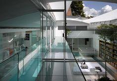 Gorgeously modern Hampstead Village house