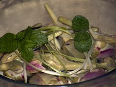 Insalata di Carciofi - http://cucinasuditalia.blogspot.it/2012/04/carciofi-in-insalata.html