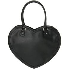 E hyphen world gallery Heart BG ❤ liked on Polyvore featuring bags, handbags, black, heart shaped bag, heart handbag, heart purse, heart shaped handbag and heart bag