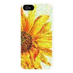 Sunflower Pop Iphone 5/5s Snap Case