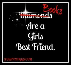 Books are a girl's best friend: http://sunnydaypublishing.com/books/