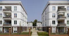 Wohnquartier Galenuspark - HÖHNE ARCHITEKTEN BDA - Berlin