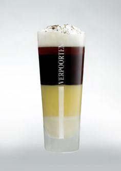 Espresso-Cocktail fivestars to heaven Barista Kaffeekunst mit Verpoorten Original Eierlikör - VERPOORTEN