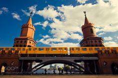 Berlin by 1600iso