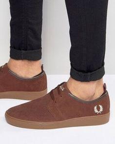 Nuevas Fred Perry de ante en gris y marrón #shoes #shoe #kicks #socialenvy #instashoes #instakicks #sneakers #sneaker #sneakerhead #sneakerheads #solecollector #soleonfire #nicekicks #igsneakercommunity #sneakerfreak #sneakerporn #shoeporn #fashion #swag #instagood #fresh #photooftheday #nike #sneakerholics #sneakerfiend #shoegasm #kickstagram #walklikeus #peepmysneaks #flykicks