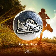 The Running Shoe Dot looks great with any of our foundation pieces! #styledots