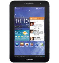 Samsung-Galaxy-Tab-7.0-Plus-4G Phone | T-Mobile.  I want one!