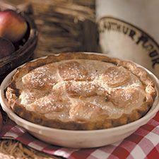 Secret Ingredient Apple Pie: King Arthur Flour - this was SO good! Used my own crust recipe and baked for slightly shorter than instructed.
