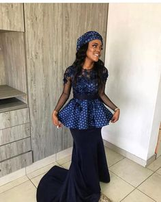 Top South African Shweshwe Dresses for Women , shweshwe dresses ,Sepedi Traditional Dresses, Xhosa Traditional fashion traditional . Sotho Traditional Dresses, African Traditional Wedding Dress, Traditional Fashion, Traditional Outfits, African Wedding Attire, African Attire, African Wear, African Weddings, African Lace Dresses
