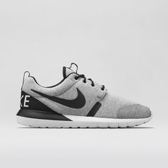 Nike Roshe Run NM W Mens Shoe. Nike Store | Raddest Looks On The Internet: http://www.raddestlooks.net Sick Nikes! Do there make 'em in 18s?