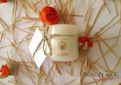 Mandaryna's Beauty Blog: Сирна маска для обличчя Uspix