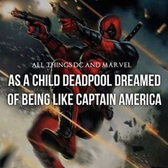 He nailed that. Deadpool Facts, Deadpool Funny, Marvel Facts, Marvel Memes, Marvel Avengers, Marvel Comics, Deadpool Stuff, Superhero Facts, Spideypool