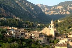 Valldemossa, a beautiful village in the hills of Mallorca, Spain Ibiza, Menorca, Wonderful Places, Beautiful Places, Balearic Islands, Going On Holiday, Spain Travel, Trip Advisor, Travel Inspiration