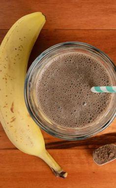 Chocolate Banana Smoothie