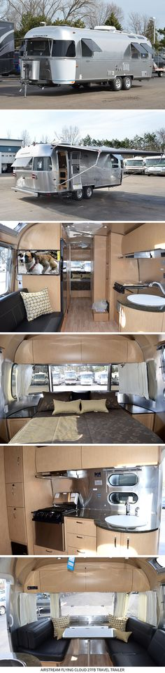 NEW 2014 Airsteam FLYING CLOUD 27FB Travel Trailer