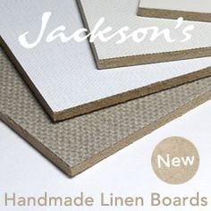 New Jackson's Linen Boards