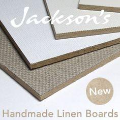 New Jackson's Linen Boards