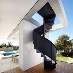 Bronte House in Australia by Tobias Partners.