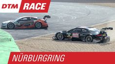 Dramatic Start to Race 2! - DTM Nürburgring 2015 // The start to race 2 at the Nürburgring provided plenty of drama already, including a collision between Wickens and Scheider following a push by Marco Wittmann