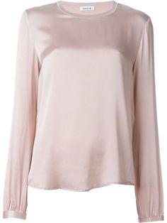 Compre P.A.R.O.S.H. Blusa de seda em Russo Capri from the world's best independent boutiques at farfetch.com. Compre em 400 boutiques em um único endereço.