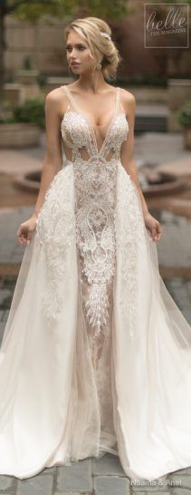 Naama and Anat Wedding Dress Collection 2019 - Dancing Up the Aisle - SALSA