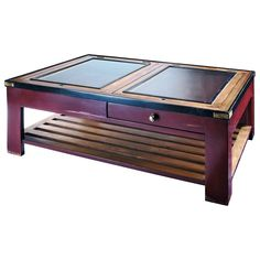 Shadow Box Coffee Table Diy Shadow Box Coffee Table DIY