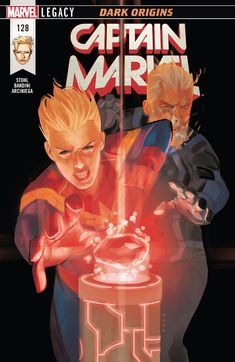 Captain Marvel (2017-): Chapter 128 - Page 1