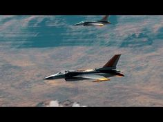 Boeing QF-16: The Unmanned Moving Target - YouTube - A robotic QF-16 that pulls 9Gs tests pilots in real simulations.