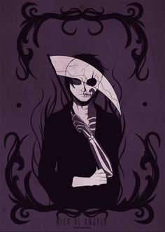 Halloween Demigods: Nico .... PFFT IM NOT FANGIRLING OVER THIS PSSSHHH WHAT NOOOO....