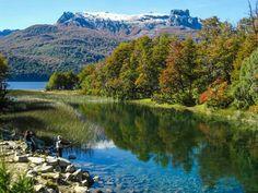 Ruta de los 7 Lagos. Neuquen. Patagonia. Argentina
