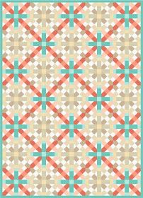 Here are 50 free patterns for lattice quilts, basket weave, interlocking rings and plaid designs! Lattice quilts are made with strips that f. Jelly Roll Quilt Patterns, Star Quilt Patterns, Patchwork Patterns, Quilting Projects, Quilting Designs, Quilting Ideas, Embroidery Designs, Sewing Projects, Lattice Quilt
