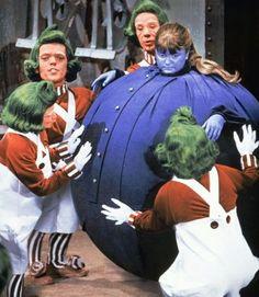 Willy Wonka & the Chocolate Factory (dir. Mel Stuart, 1971)