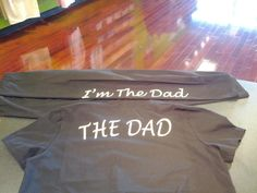 Scrubs for the Dad to Be! BIGFROG.COM for locations
